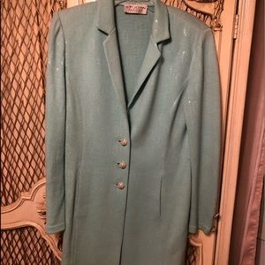 St John  Evening Coat